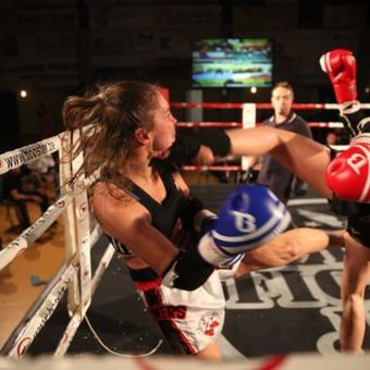 Martine Michieletto vs Vanessa De Waele 2