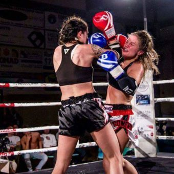 Martine Michieletto vs Vanessa De Waele 3